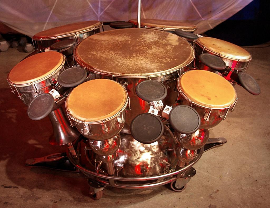 Drum Orb Cluster