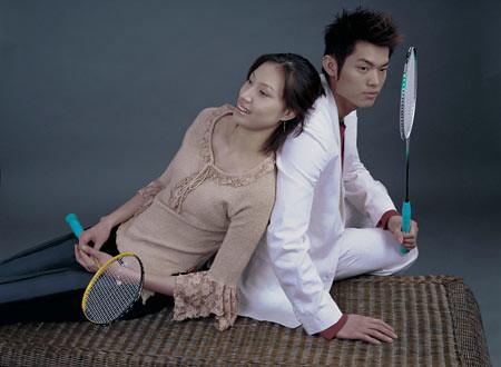 Xie Xing Fang & Lin Dan
