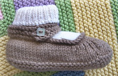 Baby Merry Jane 01 (KellyK70) Tags: baby shoes booties babybooties