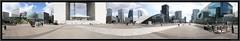 La Dfense (DoKtOr_Flo) Tags: paris ladfense panoramique stitchedpanorama parisstitchedpanorama