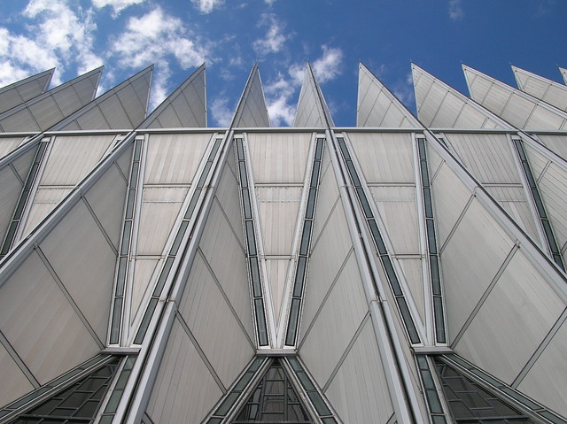 United States Air Force Academy - Cadet Chapel