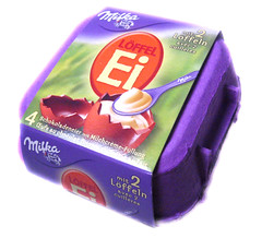 Milka Ei Egg Package: Closed