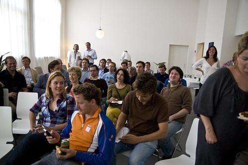 The Next Web Salon