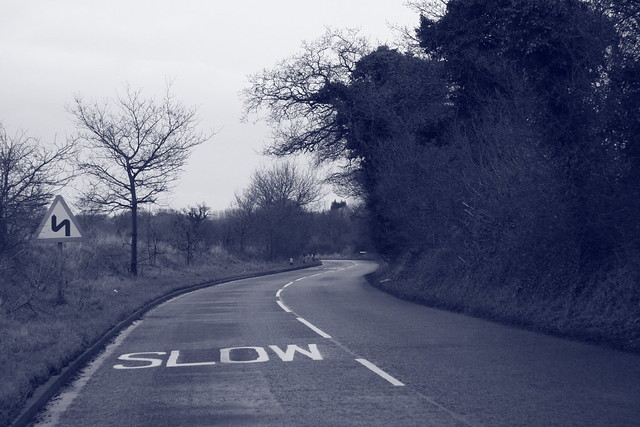 Which road to take..