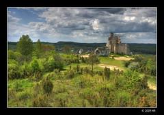 Castle in Mirów (Mariusz Petelicki) Tags: poland polska jura hdr canonefs1022mm 3xp canon400d youarewanderfulphotographer mariuszpetelicki zamekwmirowie castleinmirów