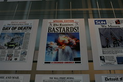Headline on 9/11
