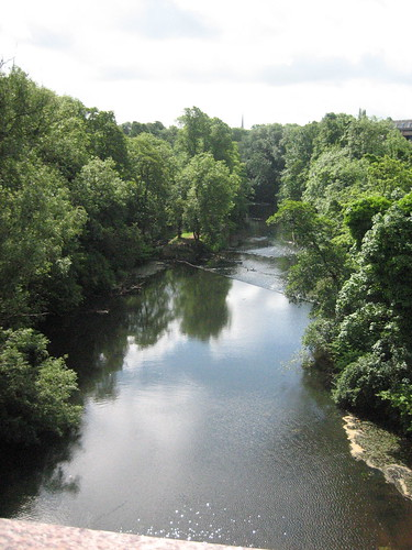 river kelvin, glasgow