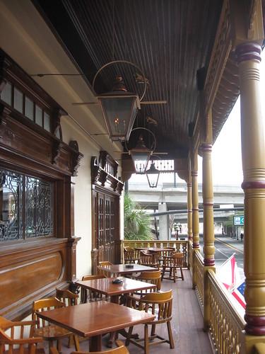 Cheyenne Saloon Balcony
