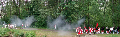 reenactment battle 1