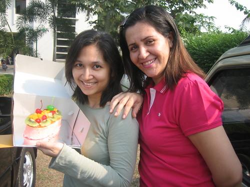 with Icha