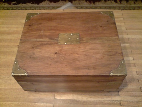 Chest used at start of Myst unit