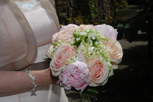 My lovely wedding bouquet <3