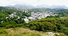 clifden looking postcardy