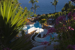 Nice pool location (michaelgrohe) Tags: ocean vacation costa holiday beach pool island coast kanaren canarias atlantic tenerife teneriffa inseln adeje