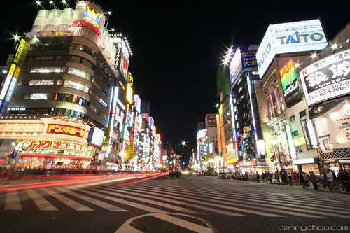 Shinjuku photos