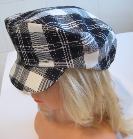 newsboy cap pattern. toddler andy cap hat pattern