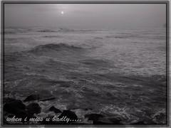 Let    ME    miss    U    1st.... (fullmoonshadow) Tags: pakistan sea cute love waves romance shore khan karachi clifton sindh chor defence chana seaview beautifull badly dha sunsset hammad imissu garam missings