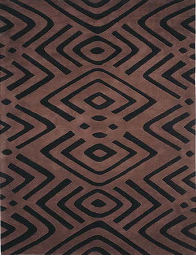 Domestic Modern Congo Rug