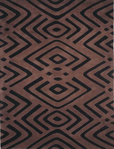 Domestic Modern Congo Rug