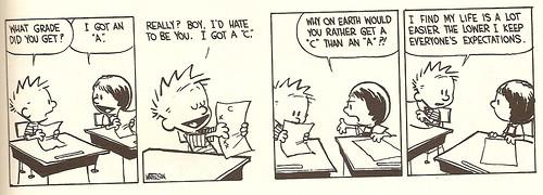 Calvin's C