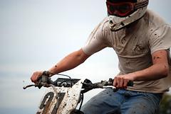 Close Up (Corey Bennett) Tags: sports bike nikon mud action ramps dirt motor motocross jumps d80
