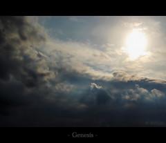 Genesis (=Я|Rod=) Tags: sky sun clouds iso100 himmel wolken crop genesis sonne f5 contrasts lightroom spotmetering stormfront schöpfung 1400s gewitterfront slighthdr nikond80 13ev aplusphoto pspx2 nikon1685vr 1624mm ©rerod я|r ©reinerrodekohr