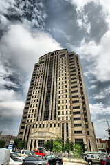 Harris County Criminal Justice Center