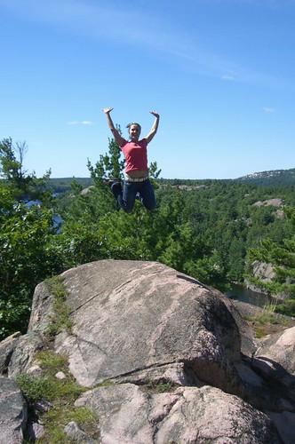 jump for joy Canada