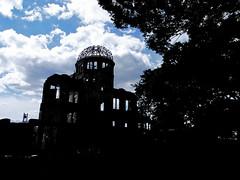 moved to Hiroshima (eelviss) Tags: japan peace hiroshima 日本 広島 elvis1967 atomicbombdome 原爆ドーム