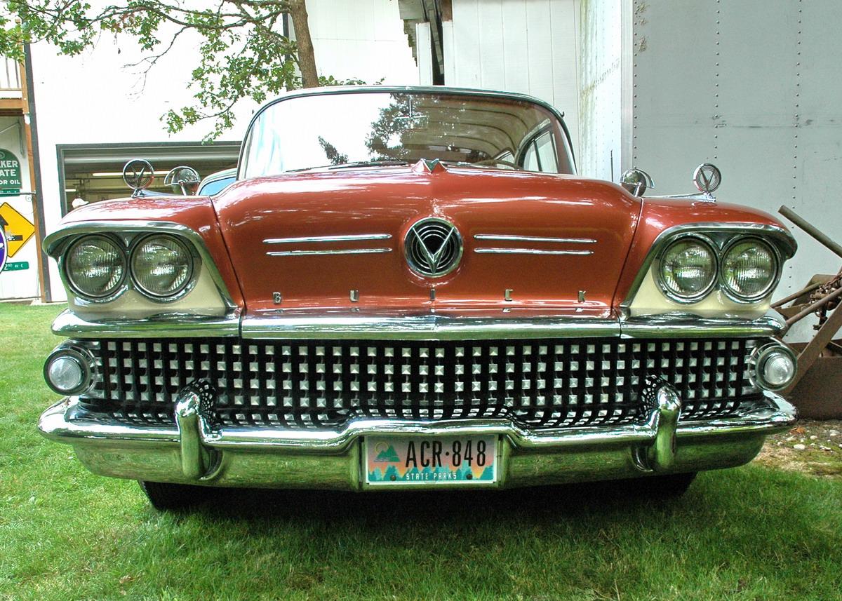 1958 Buick Caballero. go back