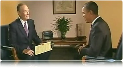 O'Reilly and Obama