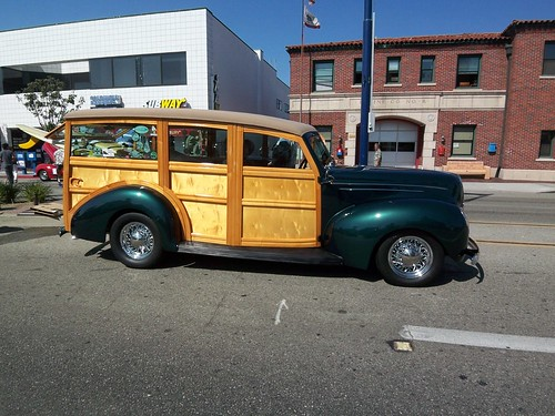 Classic Woody Station Wagon Style by you.