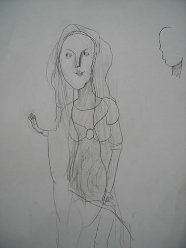 Botticelli's Primavera (Mariel)