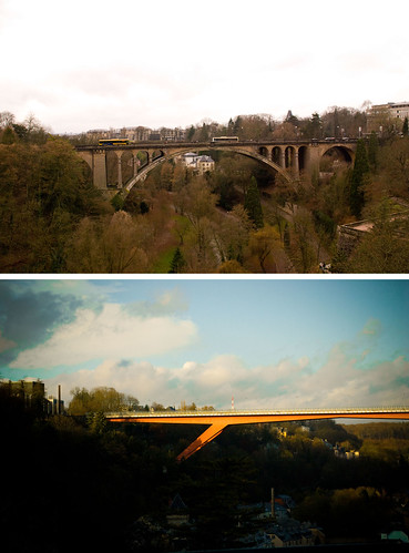 Bridges in Luxembourg