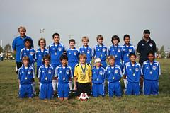 Orange County Kickoff Classic Champions (Pacific Coast Soccer Club) Tags: white pcsc b95