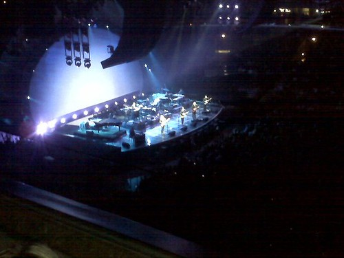 eagles stage