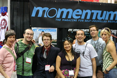 Momentum Magazine and Me