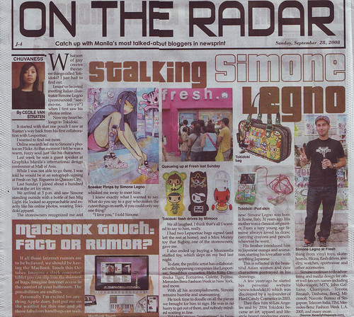 on the radar - philippine star
