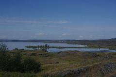 le lac Myvatn (genevieveromier) Tags: iceland myvatn islande