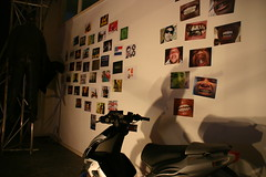 IMG_7600Exhibition on Activist Videoclips in Volkskrantbuilding, Amsterdam