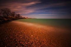 IMG_6415 (Uggla) Tags: longexposure bw lake chicago seascape beach water skyline landscape lakemichigan filter nd polarizer hoya 15seconds uggla torkel sigma1020 daytimelongexposure naturalvignetting nd1000 10stopnd torkeluggla moosepolarizer