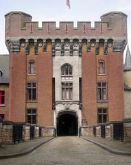 Kasteel van Wijnendale, Torhout (Erf-goed.be) Tags: geotagged westvlaanderen kasteel torhout waterburcht archeonet wijnendale geo:lon=3059 kasteelvanwijnendale geo:lat=51079