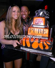 nick cannon birthday party pictures