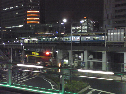 A view of Akihabara station