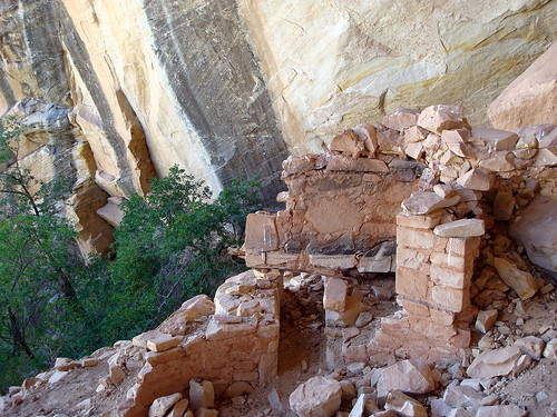 ballroom cave ruins