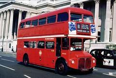 491-12 (Sou'wester) Tags: bus london heritage buses trafalgarsquare icon routemaster publictransport lrt lt psv parkroyal rm londontransport tfl aec prv rml londonregionaltransport route11 classicbus rm1542 542clt 90loncen 90lonout