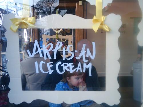 jenis artisan ice creams