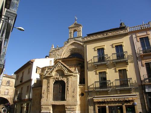 Trasera de San Martín