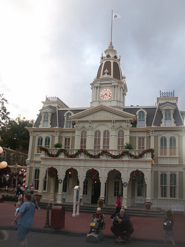 Main Street U.S.A. - City Hall
