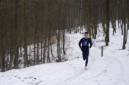BĚH PRO ZAČÁTEČNÍKY: Běh v mrazu